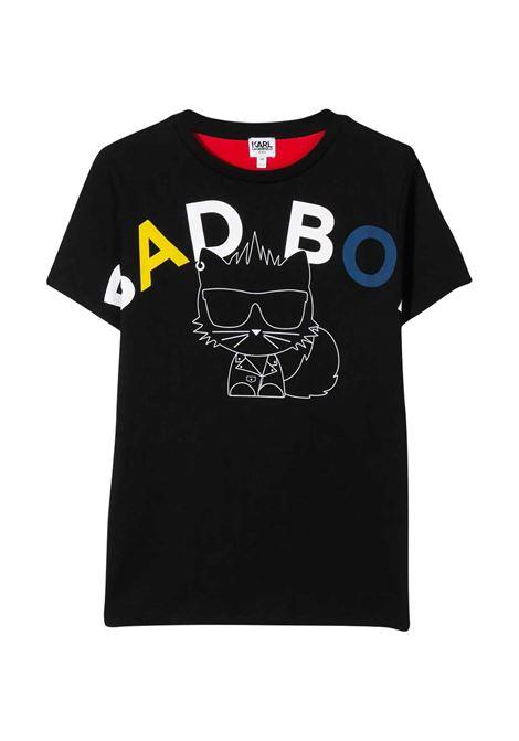 KARL LAGERFELD KIDS T-SHIRT KARL LAGERFELD KIDS | T-shirt | Z25225T09B