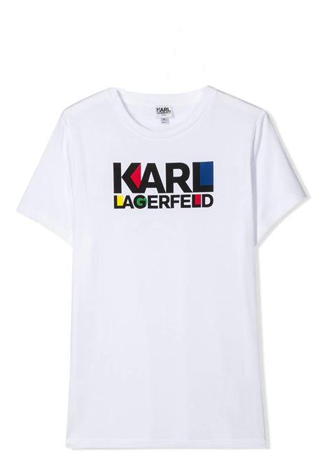 KARL LAGERFELD KIDS  KARL LAGERFELD KIDS | T-shirt | Z25226T10B