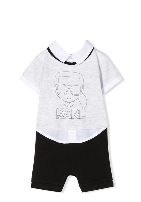 KARL LAGERFELD KIDS  KARL LAGERFELD KIDS | Rompers | Z94051M10
