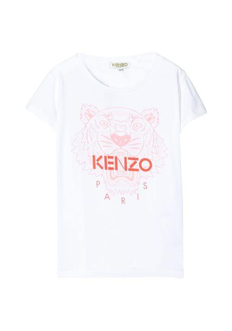 KENZO KIDS T-SHIRT WITH PRINT KENZO KIDS | T-shirt | KQ1025801