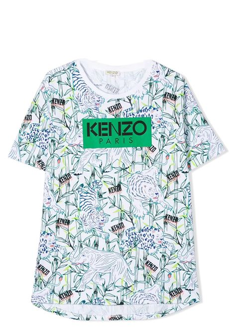 KENZO KIDS KENZO KIDS | T-shirt | KQ10588T01
