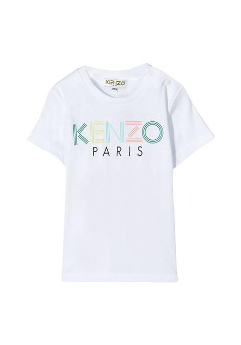 KENZO KIDS T-SHIRT CON STAMPA KENZO KIDS | T-shirt | KQ1061701