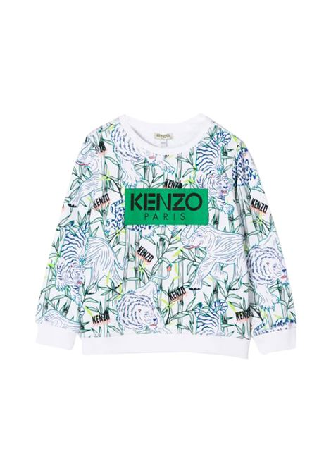 KENZO KIDS FELPA CON STAMPA KENZO KIDS | Felpa | KQ15598-BB01