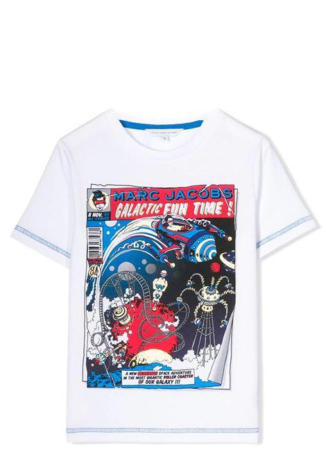 LITTLE MARC JACOBS LITTLE MARC JACOBS | T-shirt | W25416T10B