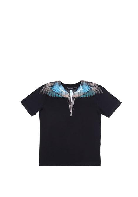MARCELO BURLON KIDS T-SHIRT  MARCELO BURLON KIDS   T-shirt   1104-0010B010