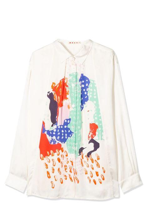 MARNI KIDS  MARNI KIDS | Shirt | M002ME-M00HG-MC58F0M107