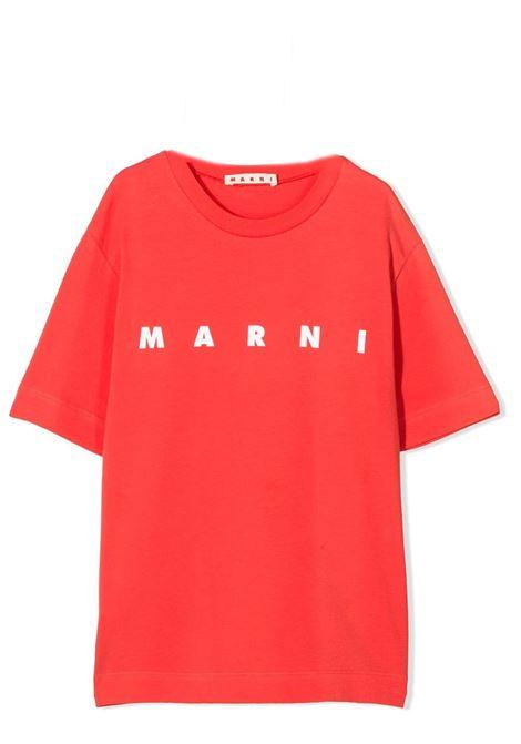 MARNI KIDS MARNI KIDS | T-shirt | M002MV-M00C7-MT135U0M420