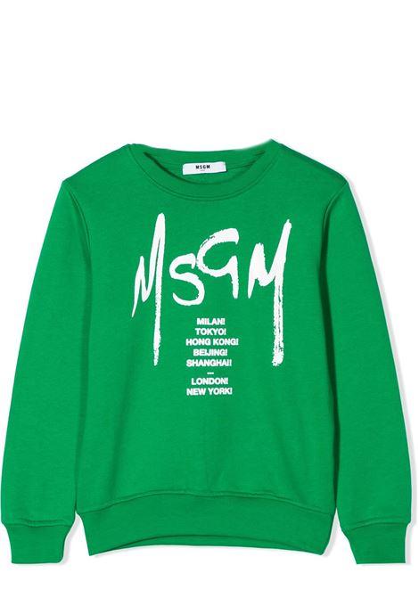 MSGM KIDS MSGM KIDS   Felpe   022082080