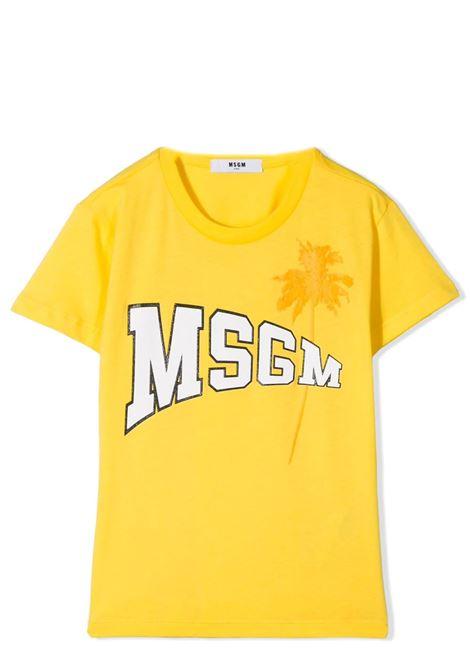 MSGM KIDS MSGM KIDS | T-shirt | 022086T020