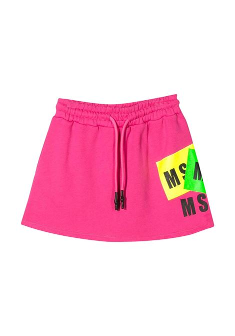 MSGM KIDS GONNA CON STAMPA MSGM KIDS | Gonna | 022097044