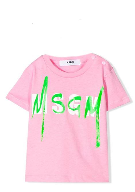 MSGM KIDS  MSGM KIDS | T-shirt | 023925042