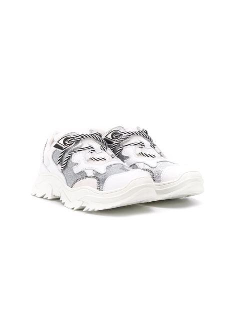 GLITTER EFFECT SNEAKERS N°21 KIDS | Shoes | 640305