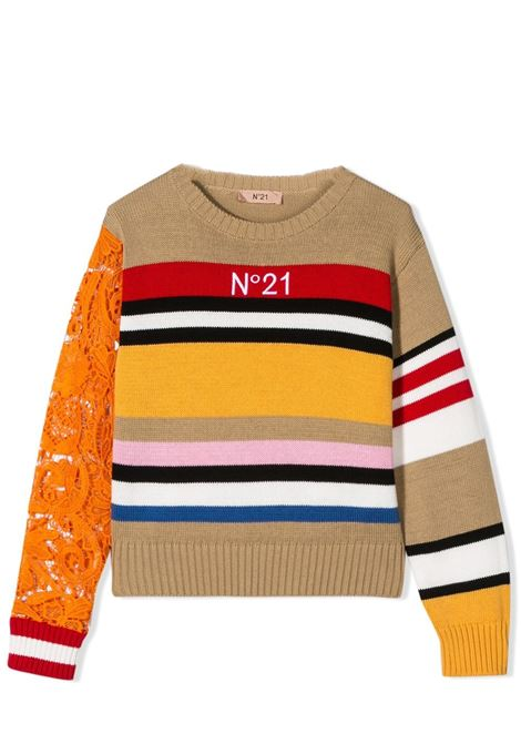 N°21 KIDS N°21 KIDS | Sweaters | N2147R-N0069-N21K17F0NM00