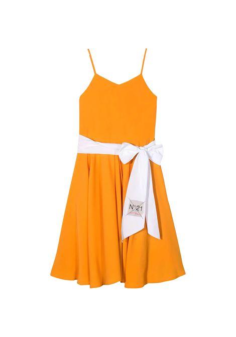 N°21 DRESS N°21 KIDS | Dress | N2148K-N0054-N21D23F0N201