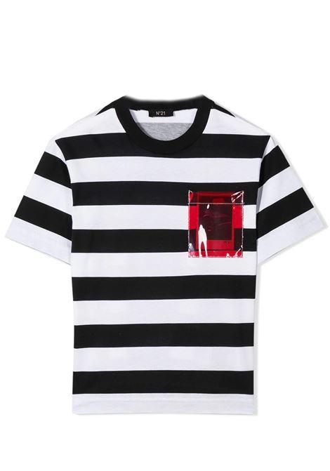 N°21 KIDS N°21 KIDS | T-shirt | N21499-N0051-N21T33M0N900