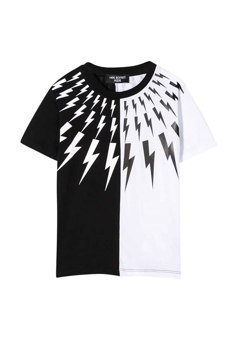 NEIL BARRETT KIDS T-SHIRT NEIL BARRETT KIDS | T-shirt | 024219110/09