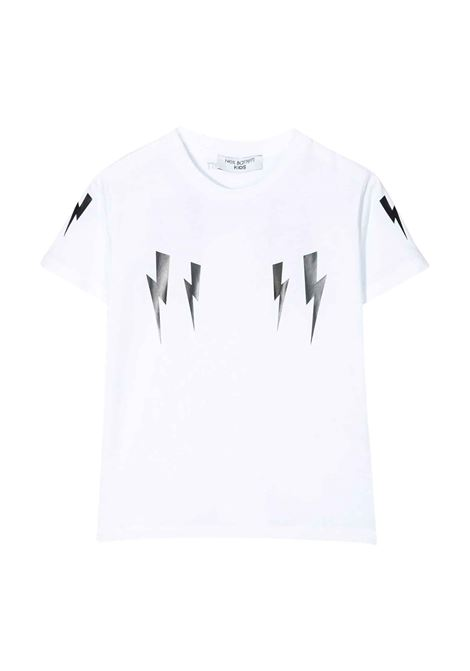 NEIL BARRETT KIDS T-SHIRT NEIL BARRETT KIDS | T-shirt | 024230001