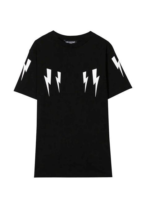 NEIL BARRETT T-SHIRT  NEIL BARRETT KIDS | T-shirt | 024230110