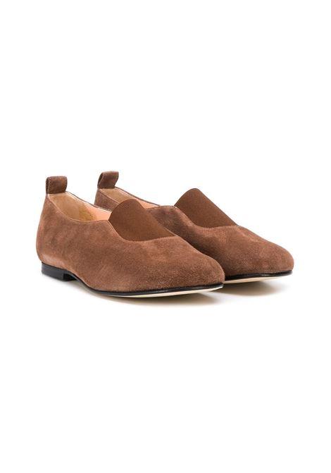 ELASTICATED PANEL BALLERINAS PROSPERINE | Shoes | T08102
