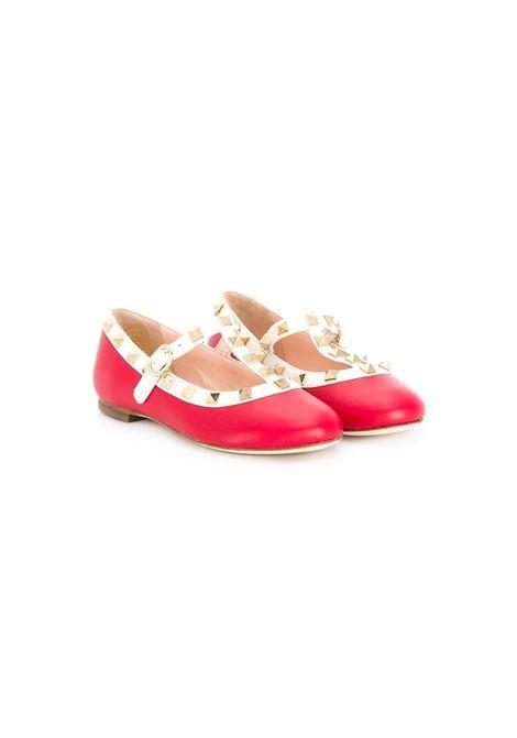STUDDED BALLERINAS FLAT PUMPS PROSPERINE | Balletshoes | T60103