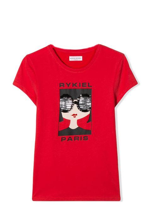 SONIA RYKIEL ENFANT SONIA RYKIEL PARIS | T-shirt | 20S1TS32P012