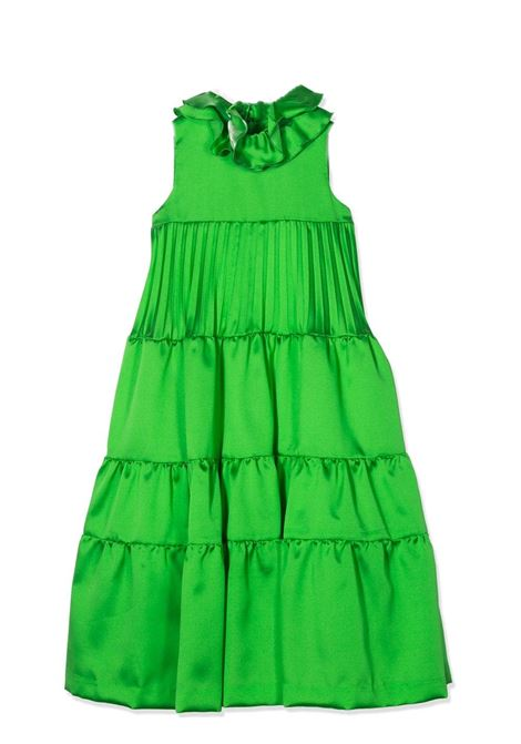 VALMAX KIDS  VALMAX | Dress | VFAB132-TS0170GRN