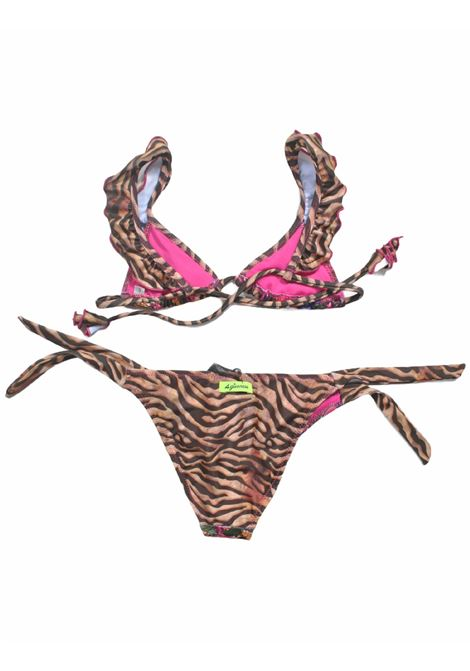 Two-piece swimsuit for girls 4GIVENESS KIDS | FGBG0871200