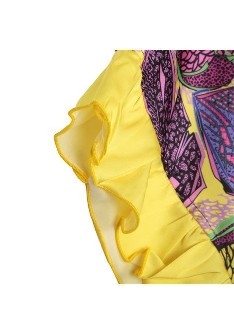 Multicolor girl kaftan 4GIVENESS KIDS | FGCG0843200