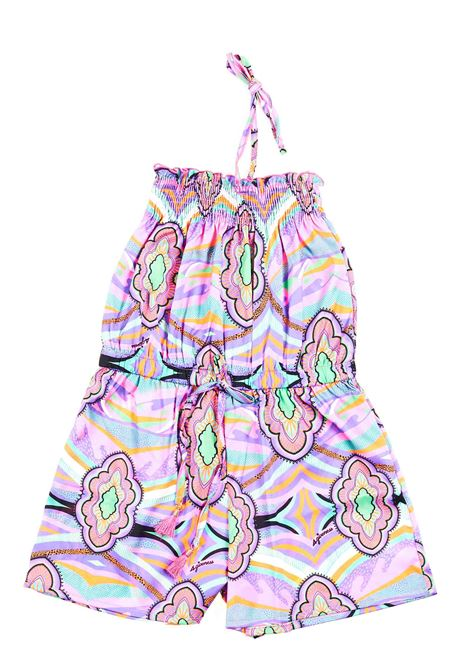 Multicolor baby girl jumpsuit 4GIVENESS KIDS | FGCG0847200