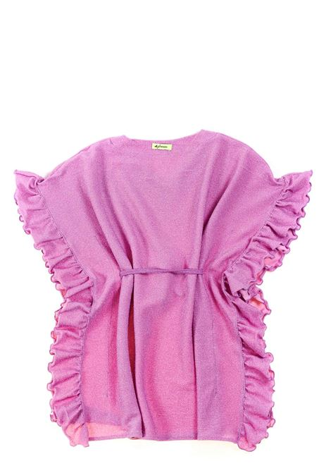 Little girl kaftan with rouches 4GIVENESS KIDS | FGCG0853044