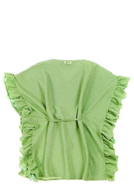Little girl kaftan with rouches 4GIVENESS KIDS | FGCG0853080
