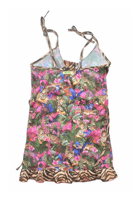 Multicolor girl dress 4GIVENESS KIDS | FGCG0875200