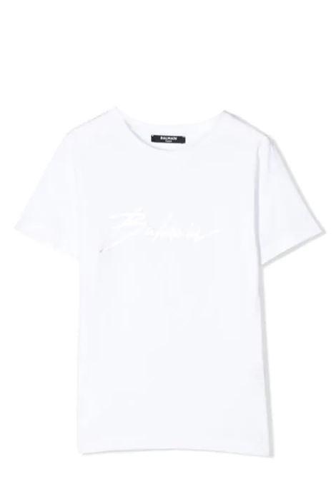 BALMAIN KIDS | T-shirt | 6M8741 MX030100AG