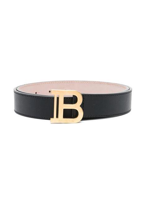 BELT WITH BUCKLE B BALMAIN KIDS | Belt | 6O0021_OX680930