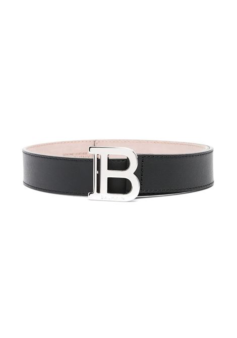 BELT WITH BUCKLE B BALMAIN KIDS | Belt | 6O0501-OX680T930AG