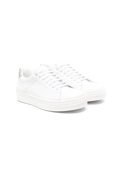 SNEAKERS WITH LOGO BALMAIN KIDS | Sneakers | 6O0666 OX520100AG