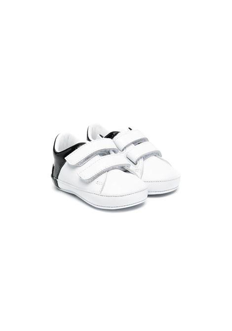 SCARPE PRIMI PASSI CON STRAPPO BALMAIN KIDS | Sneakers | 6O0A66 OX820100NE