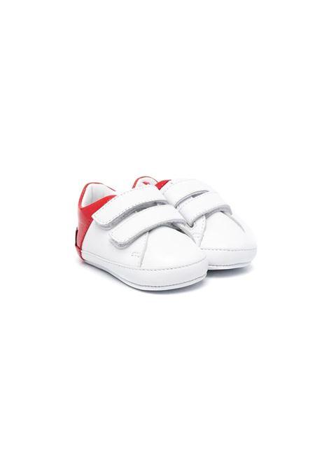 SCARPE PRIMI PASSI CON STRAPPO BALMAIN KIDS | Sneakers | 6O0A66 OX820100RO