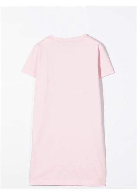 DRESS MODEL T-SHIRT BALMAIN KIDS | 6O1091 OB690515