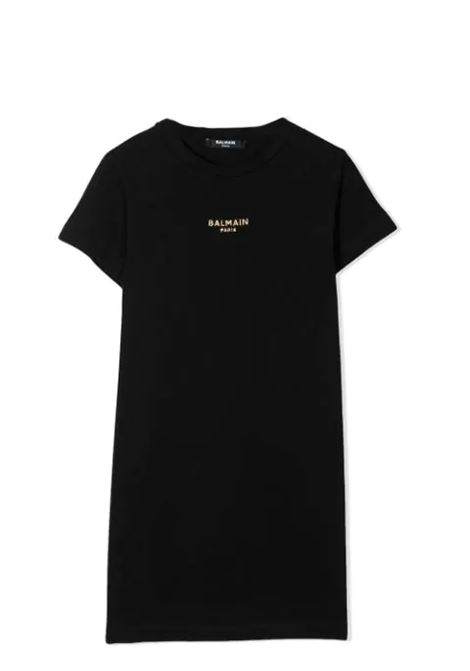 DRESS MODEL T-SHIRT BALMAIN KIDS | Dress | 6O1091 OB690T930