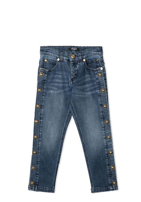 STRAIGHT JEANS  BALMAIN KIDS | Jeans | 6O6040 OA630T621