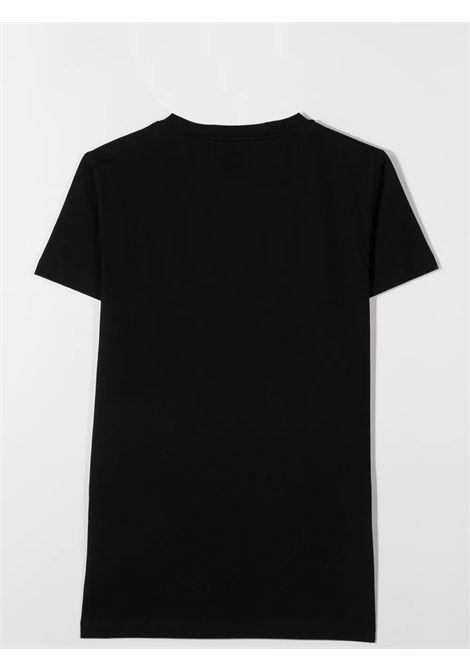 T-shirt unisex con stampa BALMAIN KIDS | 6O8561 OB690930BC