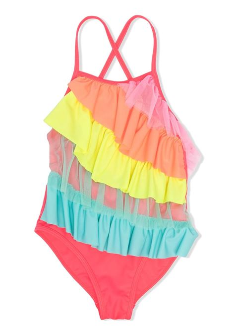 ONE PIECE SWIMSUIT WITH RUCHES BILLIEBLUSH KIDS | Swimsuits | U10381499