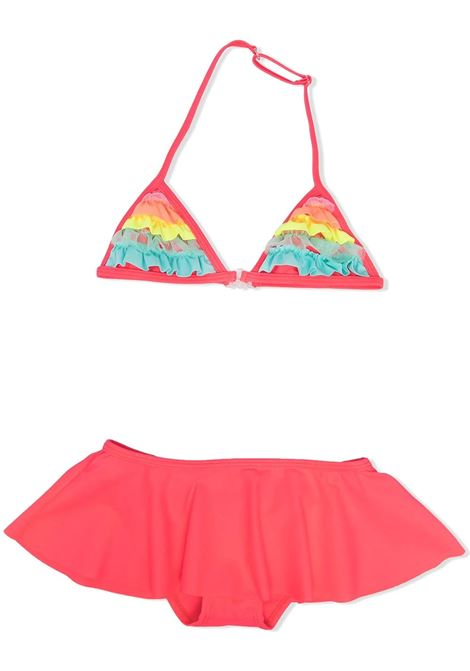 SWIMSUIT WITH RUCHES BILLIEBLUSH KIDS | Swimsuits | U10383499