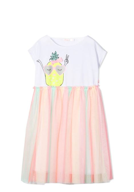 DRESS WITH TULLE SKIRT BILLIEBLUSH KIDS | Dress | U1263210B