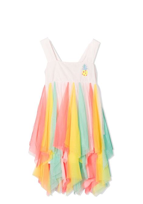 DRESS WITH MULTICOLOR TULLE BILLIEBLUSH KIDS | Dress | U12636Z40