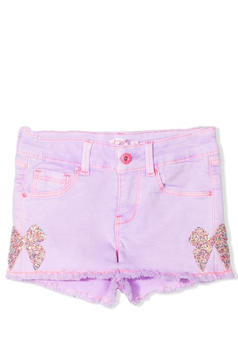 SHORTS WITH BOW DETAIL BILLIEBLUSH KIDS | Short | U14424933