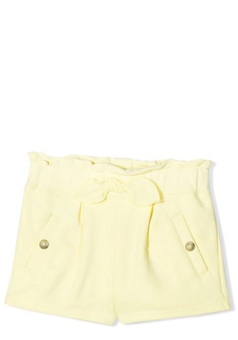 SHORTS WITH BOW CHLOE' KIDS | Short | C0418660A