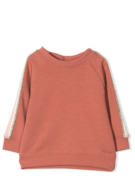 SWEATSHIRT WITH EMBROIDERY CHLOE' KIDS | Sweatshirts | C05375366