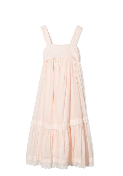 FLARED DRESS WITH BACK BOW CHLOE' KIDS | Dress | C1281645F